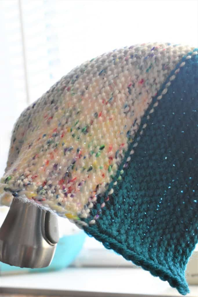Not Knit Dishcloth by Desamour Designs