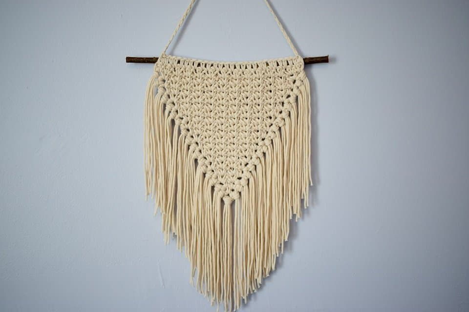 Western Style Wall Hanging by Simply Hooked by Janet