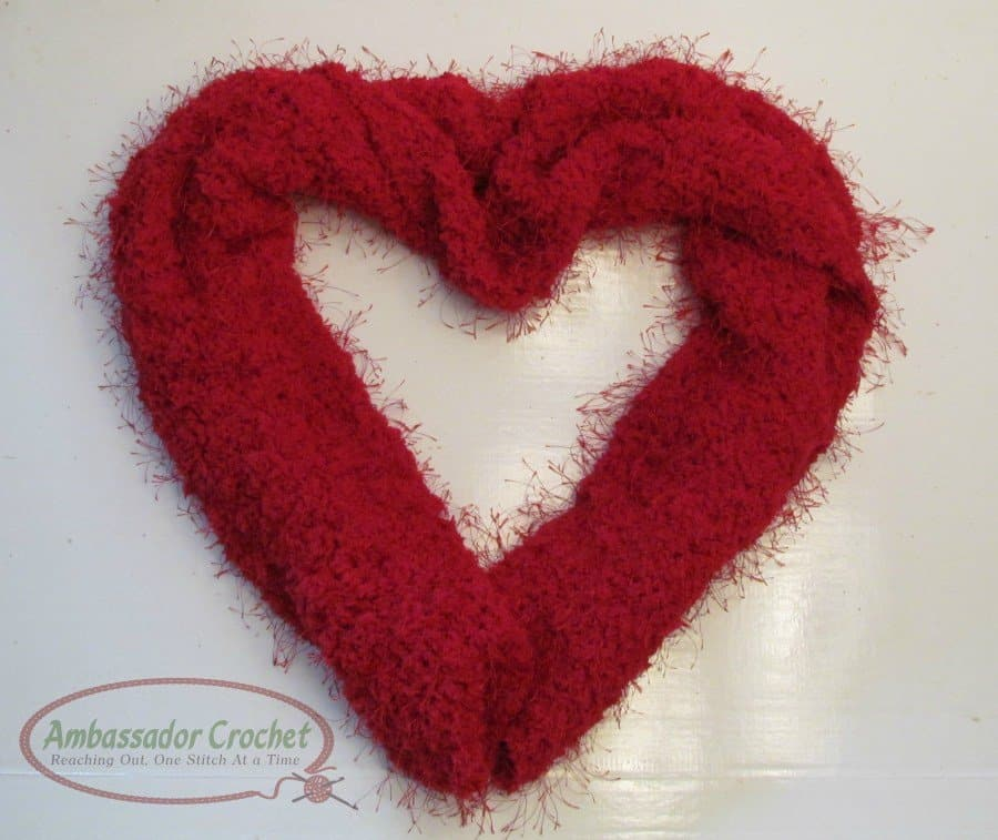 Love More Wrap by Ambassador Crochet