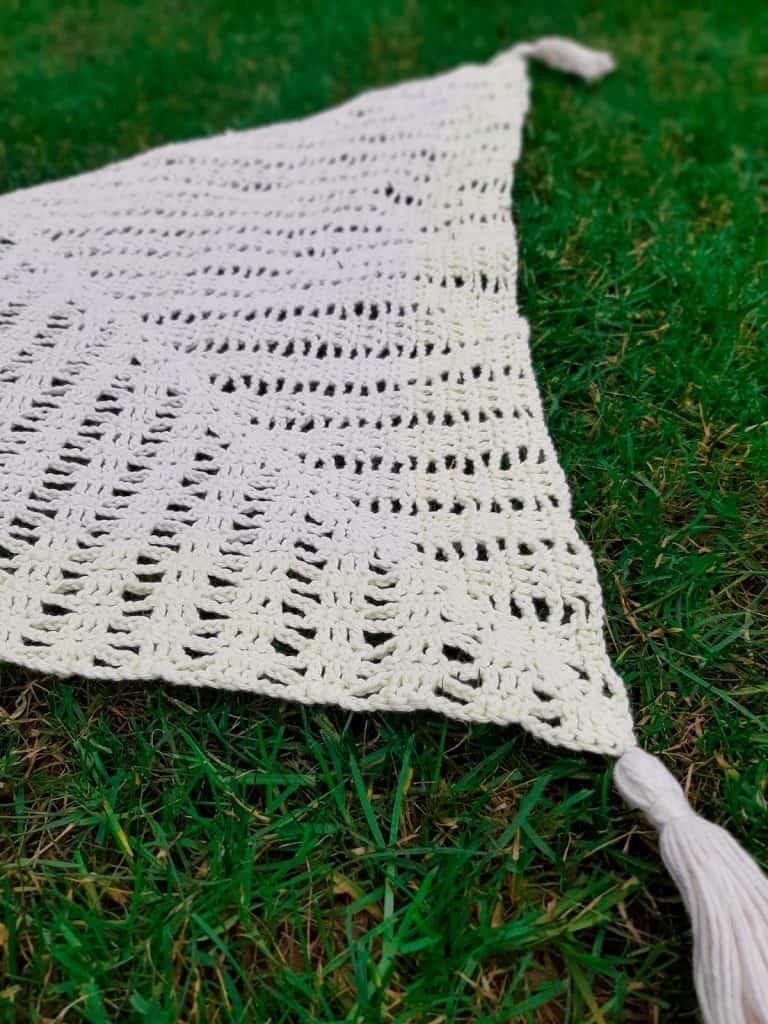 Crochet Shawl (closeup)