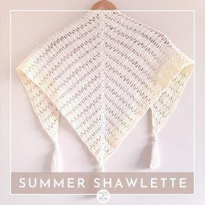 Crochet Shawl (hanging)