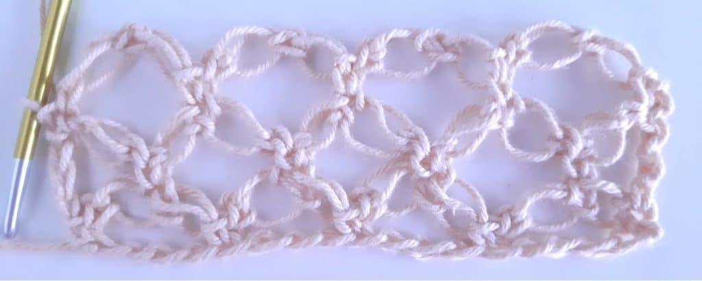 Solomon's knot step 10