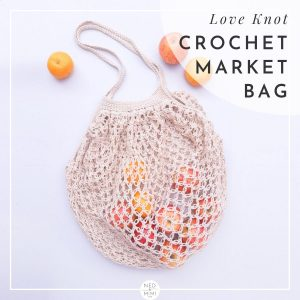Crochet Market Bag (fruit)