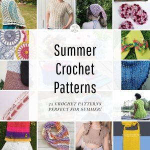 Summer Crochet Patterns