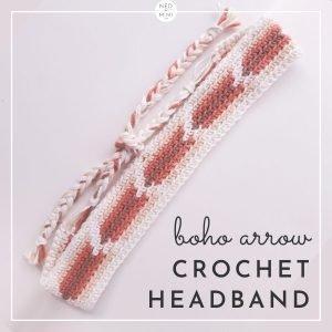 Tapestry Crochet Headband