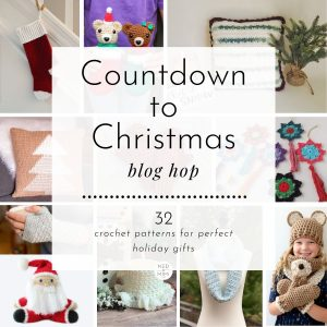 Countdown to Christmas Blog Hop - Ned & Mimi