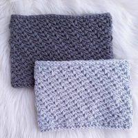 Little Arrows Crochet Cowl Free Pattern